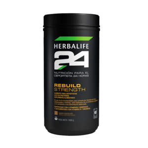 H24 Rebuild Strength Chocolate - Herbalife - 123bienestar.cl
