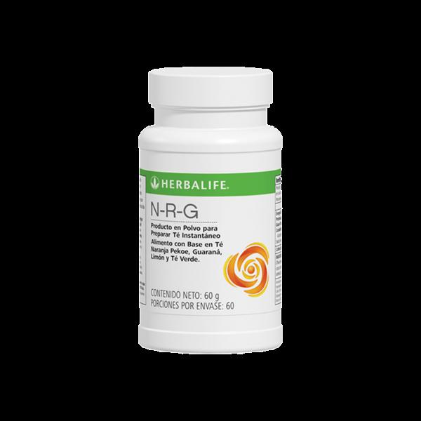 NRG - Herbalife - 123bienestar.cl