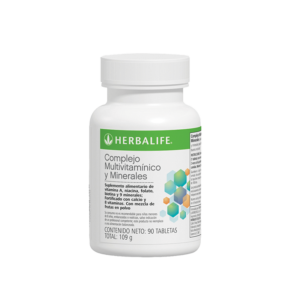 Multivitaminico - Herbalife - 123bienestar.cl
