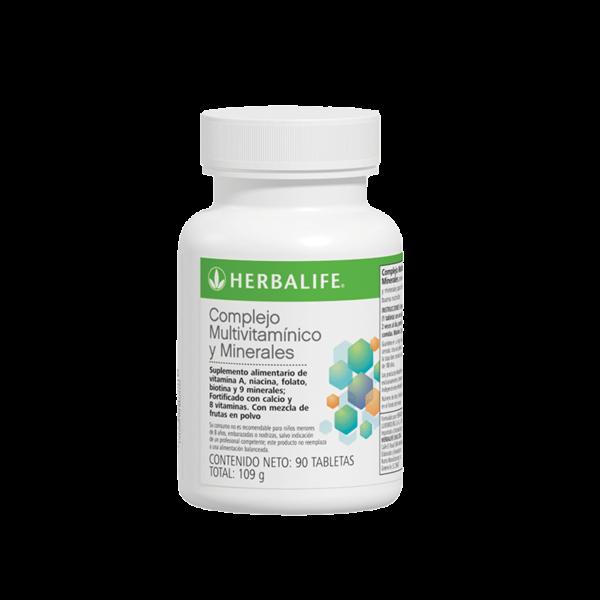 Multivitaminico - Herbalife - 123bienestar.cl