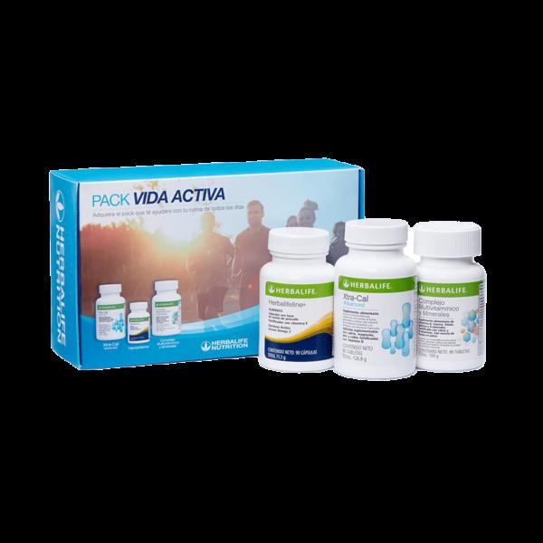 Pack VidaActivaH24 - Cr7 - DriveSport_ActivatorXtra- Herbalife - 123bienestar.cl